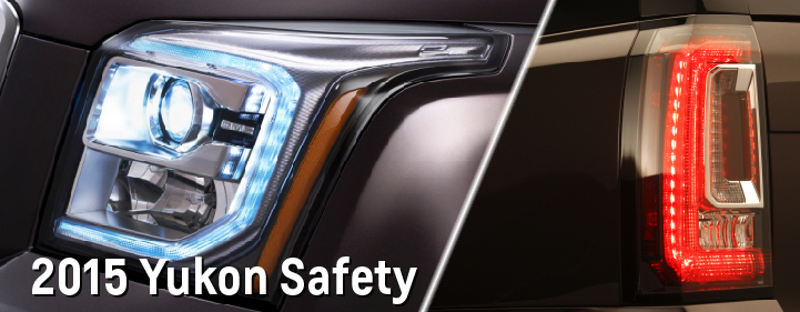 2015 GMC Yukon Safety